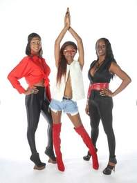 ultimate fashion angela bailey KeAndrea Pettermon and LaWanda Bailey